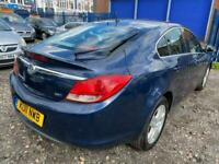 2011 Vauxhall Insignia 2.0 EXCLUSIV CDTI Auto Hatchback Diesel Automatic