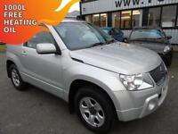 2007 Suzuki Grand Vitara 1.6 VVT - Silver - Platinum Warranty!