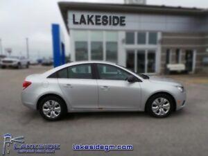 2012 Chevrolet Cruze LS  - local - trade-in