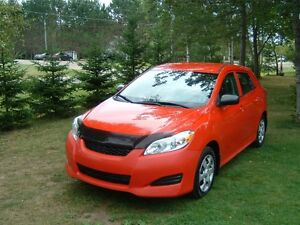 2009 Toyota Matrix Hatchback, never smoked in, new car