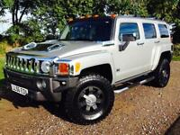 Hummer H3 2007/56 ONLY 37,000 MILES 3.7 automatic ROAD TAX £235 A YEAR, OTHER