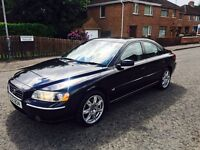"""2005 VOLVO S60 D 185 E4 2.4L """"JUST PASSED MOT TODAY FULL BLACK LEATHER"""" TOWBAR ,TRADE IN WELCOME"""