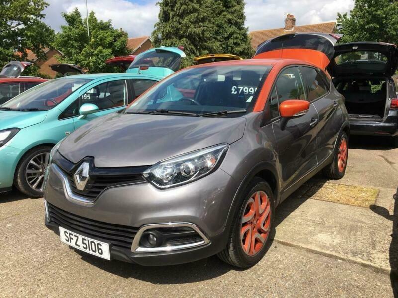 2014 Renault Captur 1 5 dCi Dynamique S MediaNav (s/s) 5dr | in Thetford,  Norfolk | Gumtree