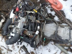 2005 ford crown vic cop car motor/tranny
