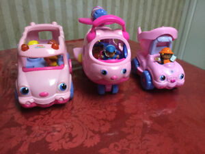 Fisher Price Little People Sounds Toys