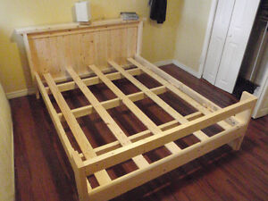 Home-made Bed Frame