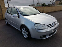 VW GOLF TDI SPORT 4-MOTION, SERVICE HISTORY, 1 FORMER KEEPER