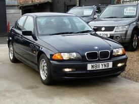 BMW 3 SERIES 318I SE 1.9 Blue E46 Automatic Petrol 2000 (W)
