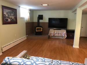 Basement Apartment or Rooms for Rent on Rogers Drive