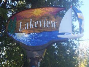 Sailing Charter/ with RV lake front rental on Kootenay Lake BC