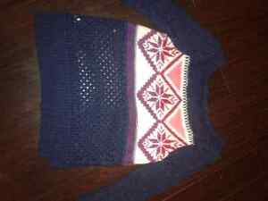 Knit sweater for sale