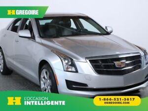 2015 Cadillac ATS AWD 2.0 T AUTO A/C CUIR CAMÉRA RECUL