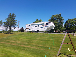 2011 COACHMEN CHAPARRAL LITE