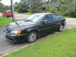 2001 Pontiac Grand Am GT Hatchback