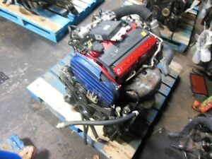 2003 2008 MITSUBISHI LANCER EVOLUTION 7 8 9 ENGINE 4G63-T ENGINE