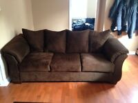 Ashley matching couch and loveseat.