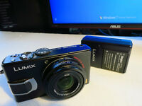 Panasonic Lumix LX-2 high quality point and shoot digicam