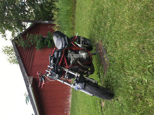Bandit 600 NEW PRICE QUICK SALE