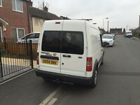 FOR SALE FORD CONNECT VAN QUICK SALE MOT RUN OUT
