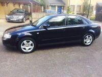Audi A4 2003 1.9 Manual 4 Door Saloon Diesel