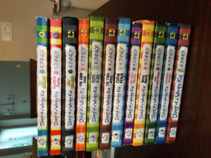 Diary of a Wimpy Kid - Series - all 12 books