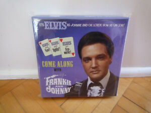 Elvis, Come Along With Frankie And Johnny, Coffret Cds