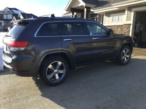 2014 Jeep Grand Cherokee Diesel/Overland Priced to sell