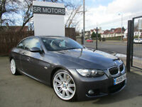 2009 BMW 335 3.0 auto M Sport(SAT/NAV,HEATED LEATHER SEATS)