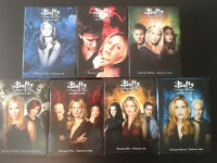 Buffy the vampire slayers (7 seasons)