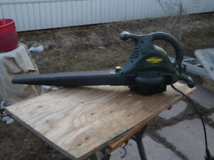 Leaf Blower, Yardworks, Electric $30.00