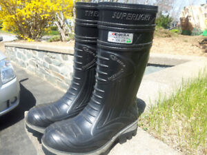 COFRA  THERMIC PU SAFETY  BOOTS...SIZE 10...