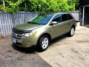 2013 Ford Edge SEL SUV, V6 AWD, certified, loaded, very clean