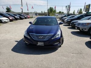 2011 Hyundai Sonata 2011 Hyundai Sonata Sunroof | Alloy Wheels |
