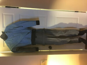 NRS Drysuit Size Small