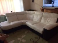DFS electric recliner suite. Possible delivery