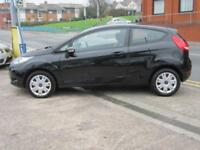 58 FORD FIESTA 1.4TDCi STYLE + NEW SHAPE + £20 TAX + NEW MOT