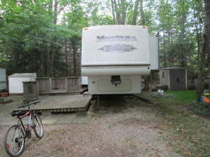 34' Montana Mountaineer 5th Wheel