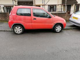 2005 Suzuki ignis