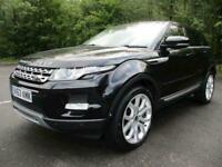 Land Rover Range Rover Evoque Prestige Lux SUV 2.2 Automatic Diesel