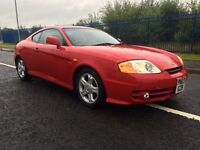 HYUNDAI COUPE SE 2.0 PETROL MOTD TIL MAY 2017 2003 MODEL £550 NO OFFERS