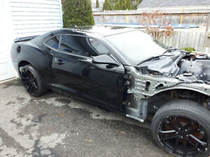 PARTING OUT ZL1 CAMARO 12 - 15