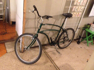 Second-hand bike for sale