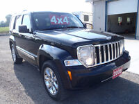 2008 Jeep Liberty Limited 4x4 Peterborough Peterborough Area Preview