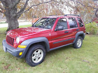 2007 Jeep Liberty for Sale or Trade - Make Me an Offer!!