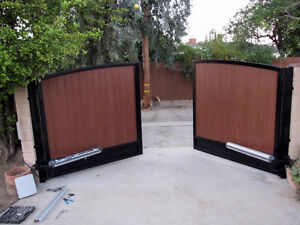 Swing Gate opener + Installation costs