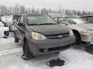 2003 Toyota Echo Now Available At Kenny U-Pull Cornwall Cornwall Ontario image 1