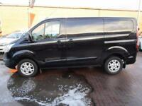 2014 64 FORD TRANSIT CUSTOM 2.2 310 LIMITED 155 BHP *BUY FOR ONLY £169 A MONTH*
