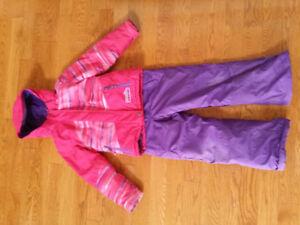 Size 8 Girls XMTN Snowsuit