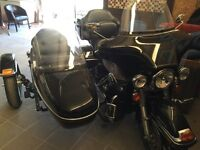 2006 Harley ultra classic with sidecar