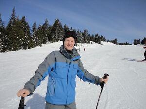 Ski jacket & pants Westbeach men's-small